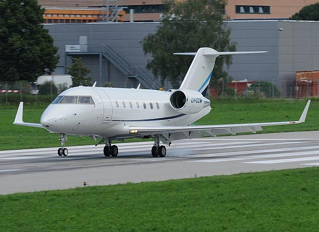 LV-CCW CL60 (25.06.2012) Welcome back in Ticino!