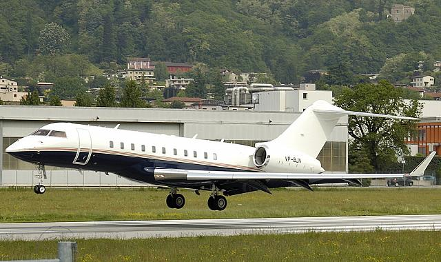VP-BJN GL5T (08.05.2009)