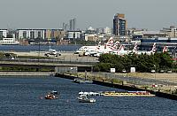Airport Overview (London City, 04.06.2013)