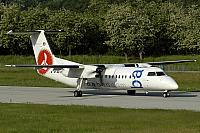 HB-JEK Flybaboo DH8C (19.05.2006)