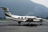 N440WH PA42 (october 1986)